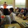 ★落合地区社協★「お母さんの防災教室」開催しました。