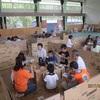 ■阿木地区社協■学童災害体験教室を開催しました