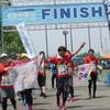 第3回清流木曽川 中津川リレーマラソン大会に参加しました(^_^)