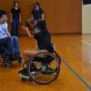 付知地域「福祉体験セミナー」で障がい者スポーツ体験!
