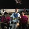 中津川おいでん祭やさしいまつりをボランティアさんと楽しみました!