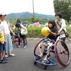 フェスで車イス体験、そして、助け合おう~中津川 THE SOLAR BUDOKAN 2019~