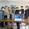 赤い羽根共同募金で、音訳ボランティア活動用機器を整備しました!!